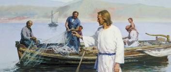 At være menneskefisker